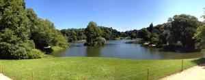 Stourhead Gardens, The National Trust property