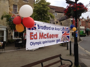 Ed McKeever Olympic Gold Medalist