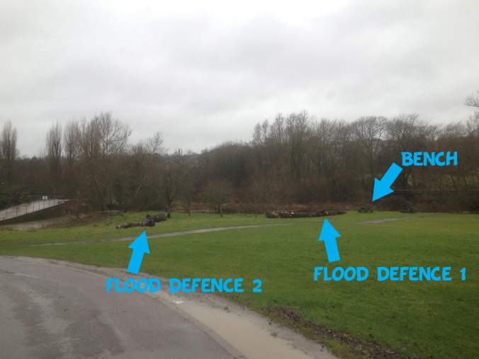 New flood defences