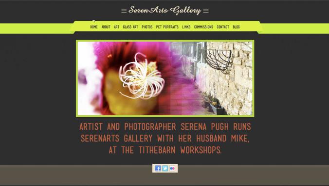 www.serenarts.com