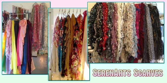 SerenArts new Scarf Stock