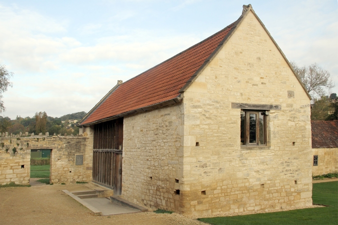 The West Barn, Bradford on Avon