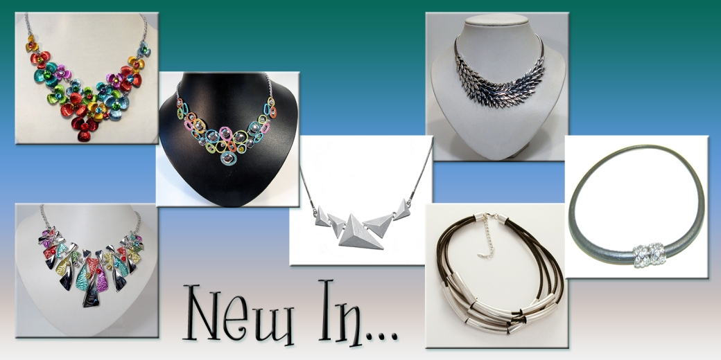 New jewellery stock at SerenArts Gallery