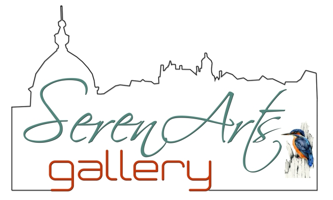 serenarts gallery new logo