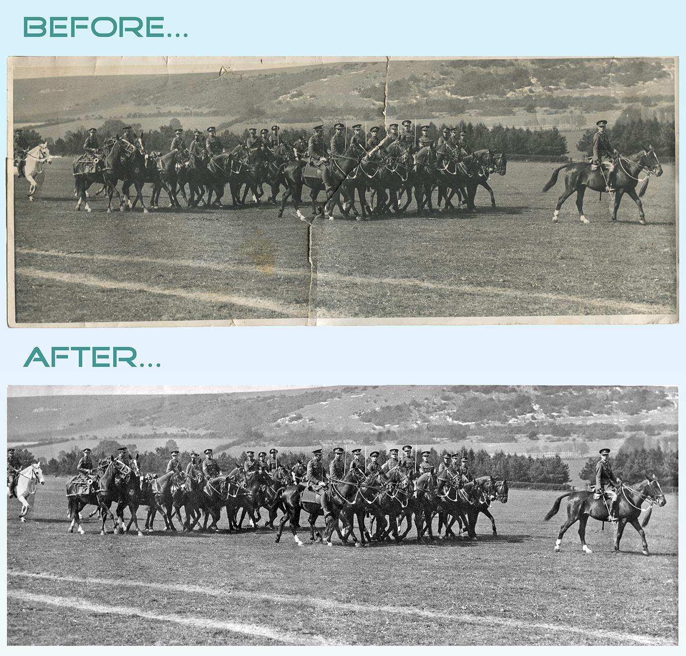 photographic restoration by serenarts gallery