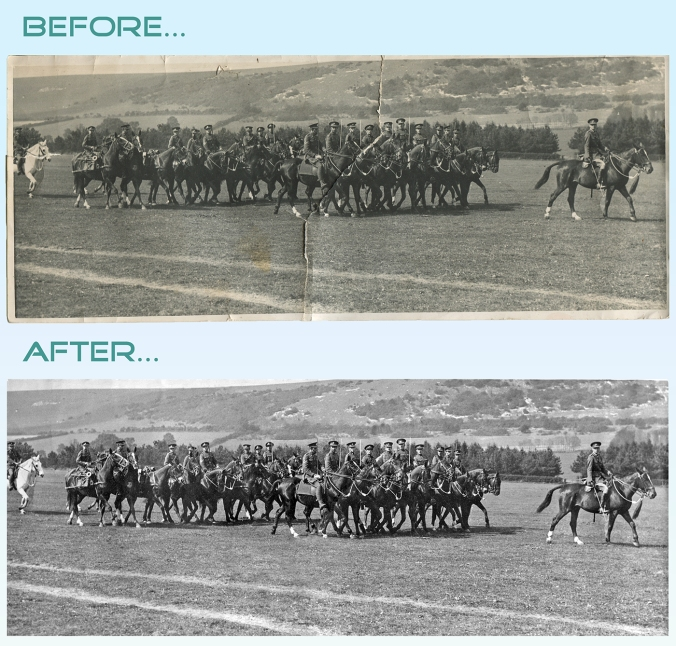 photographic restoration by serenarts gallery