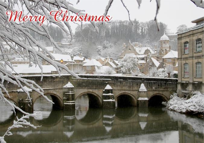 serenarts gallery christmas card