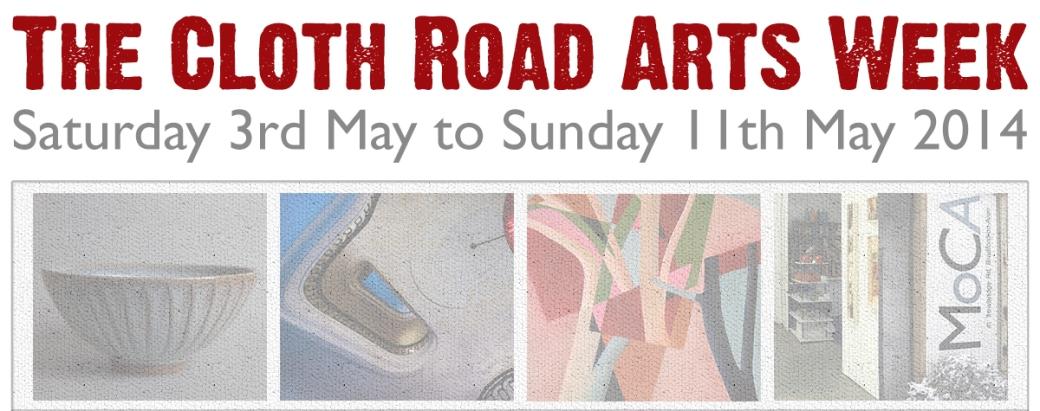cloth road arts week 2014