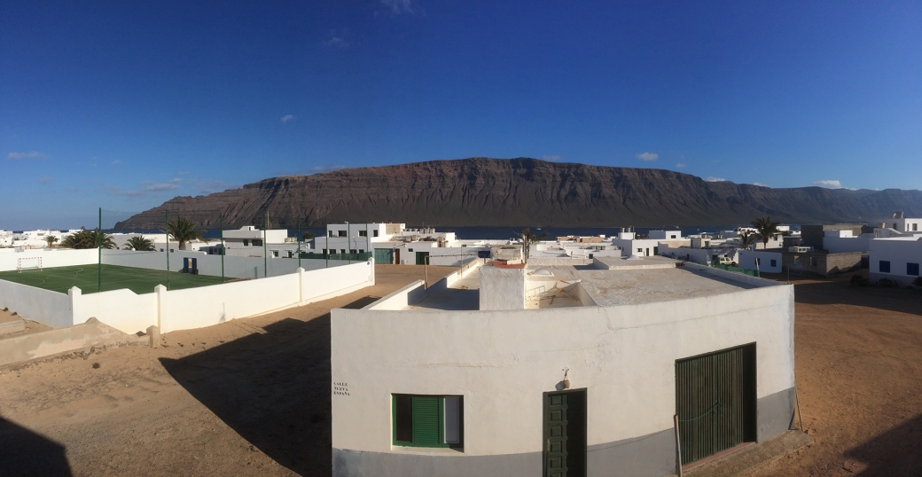 la graciosa, canary islands