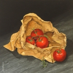 Bag of Tomatoes by Jane Robinson