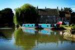 narrow boat by serena pugh 1