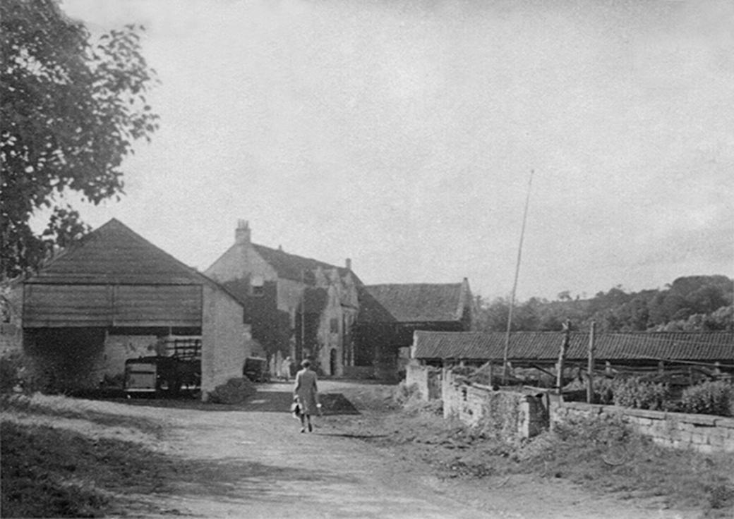 tithebarn workshops bradford on avon in the 1950's