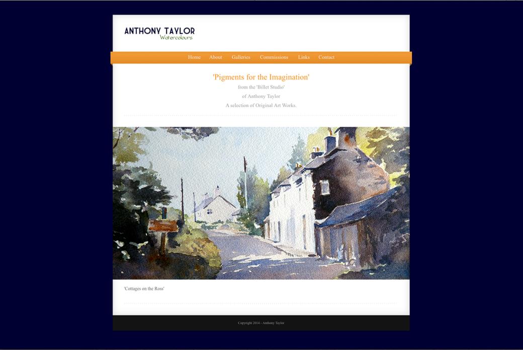 anthony taylor website