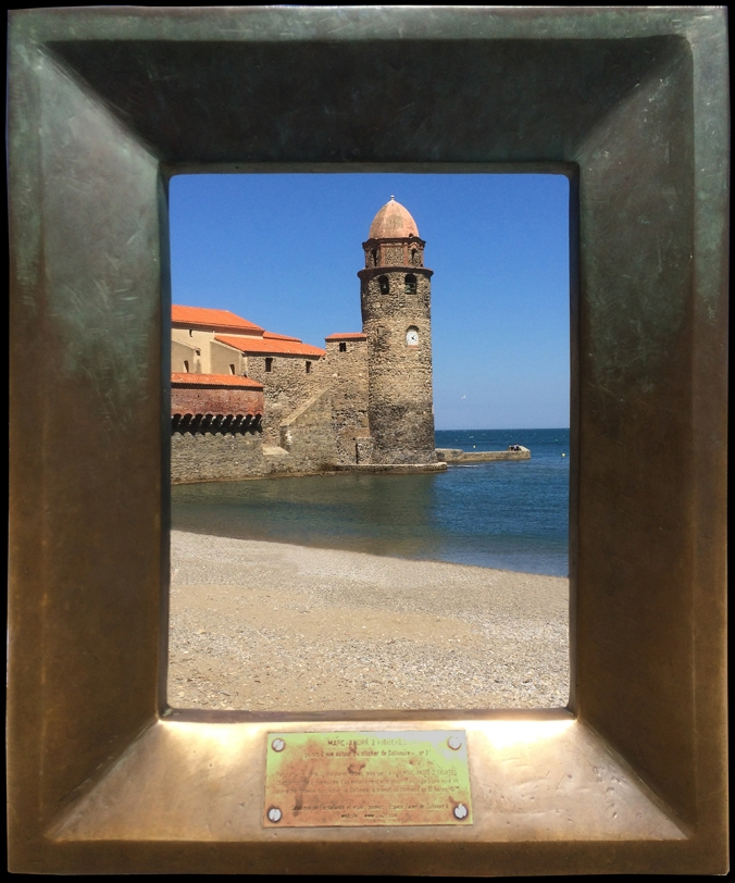 SerenArts Gallery goes to Collioure France