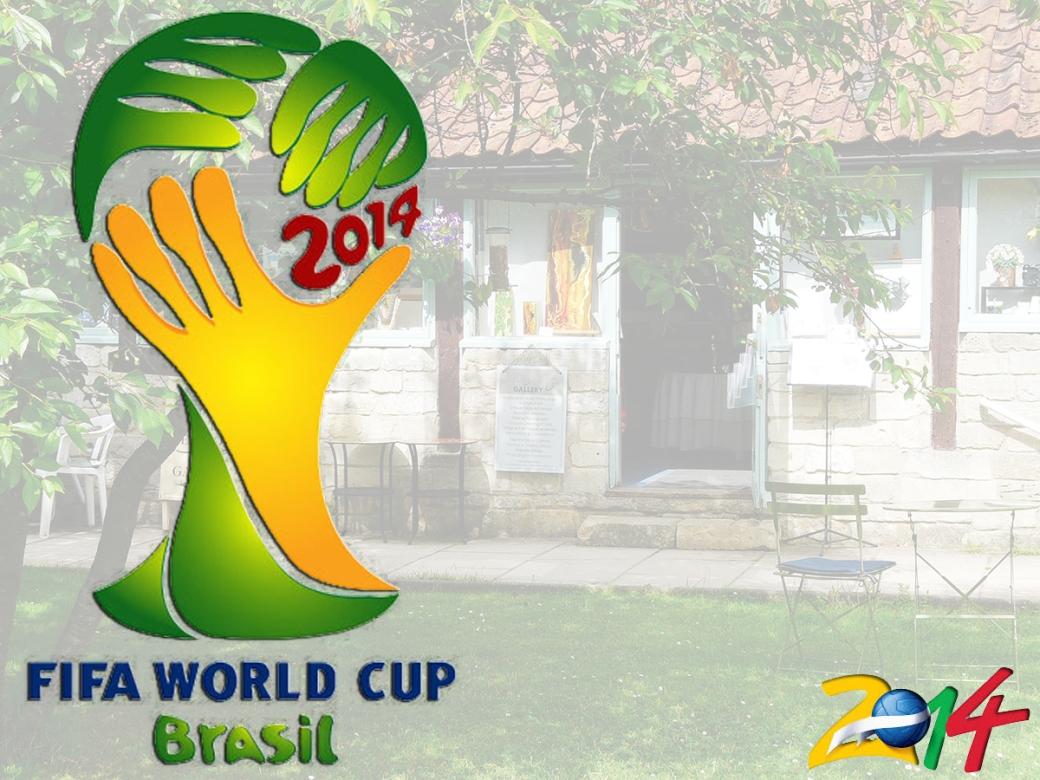 World Cup 2014 Brazil interrupts regular SerenArts Gallery Blog updates!