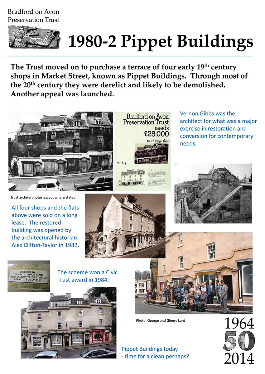 Bradford on Avon Preservation Trust Exhibition