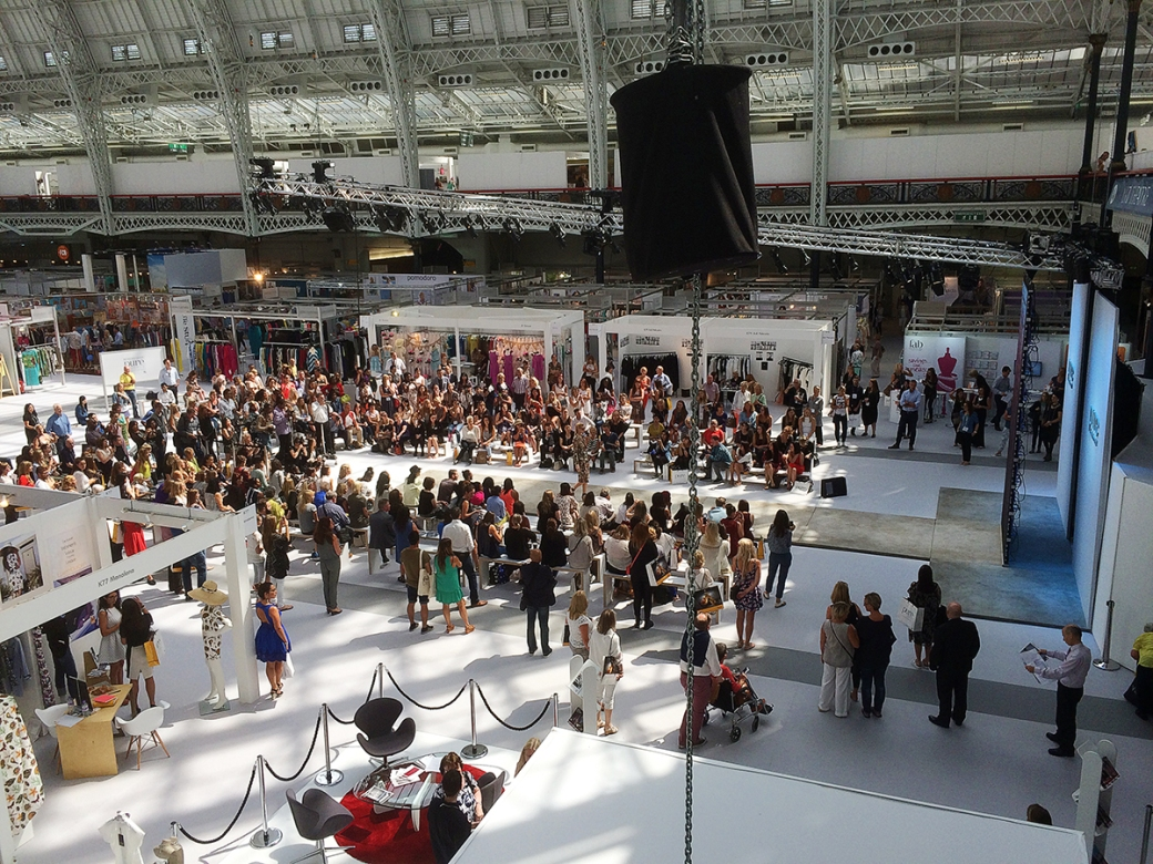 pure exhibition, olympia london 2