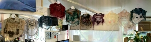 SerenArts Gallery designer scarf / shawls