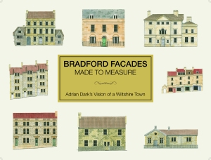 Bradford Facades: Made to Measure featuring drawings and sketches by Adrian Dark