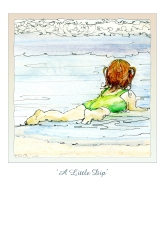 tides and toes card range - serenarts gallery 4
