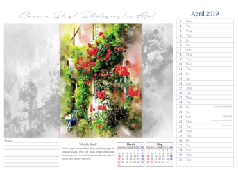 005 serenarts gallery 2019 calendar apr