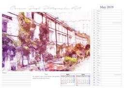 006 serenarts gallery 2019 calendar may