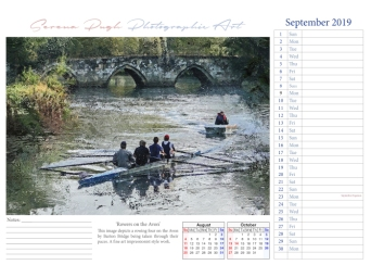 010 serenarts gallery 2019 calendar sept