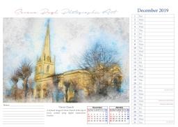 013 serenarts gallery 2019 calendar dec