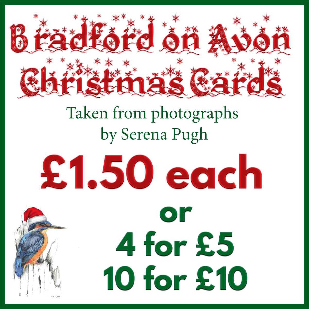 serenarts gallery bradford on avon christmas cards