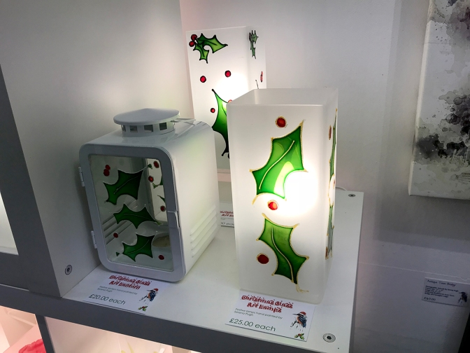 serenarts gallery glass art lamps and lanterns