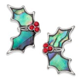 serenarts gallery paua shell christmas jewellery