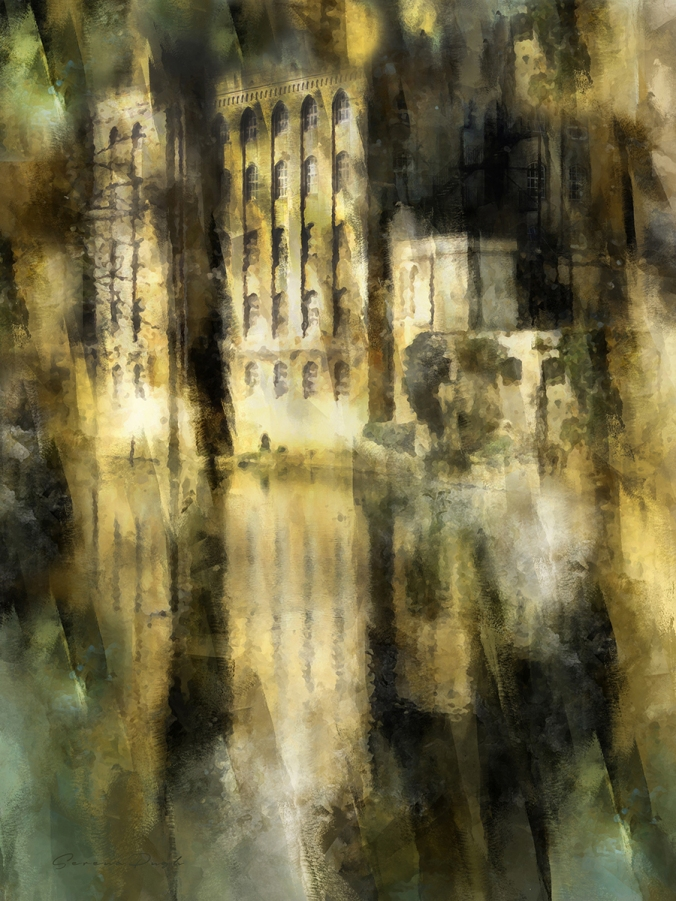 abbey mill reflections by serena pugh