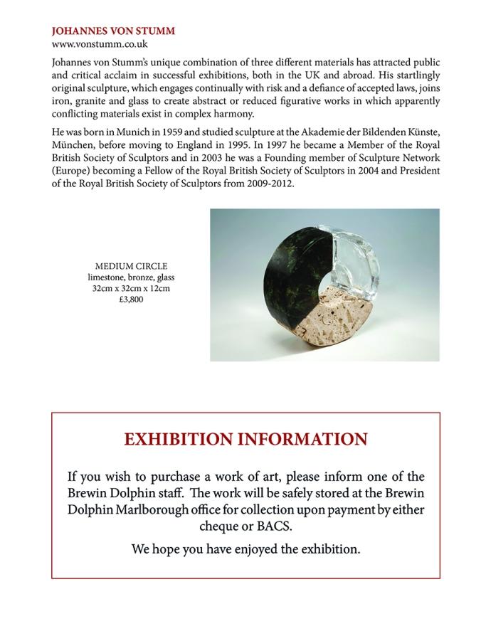 serenarts gallery brewin dolphin expo brochure