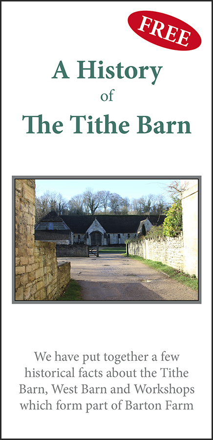 a history of the tithe barn in bradford on avon