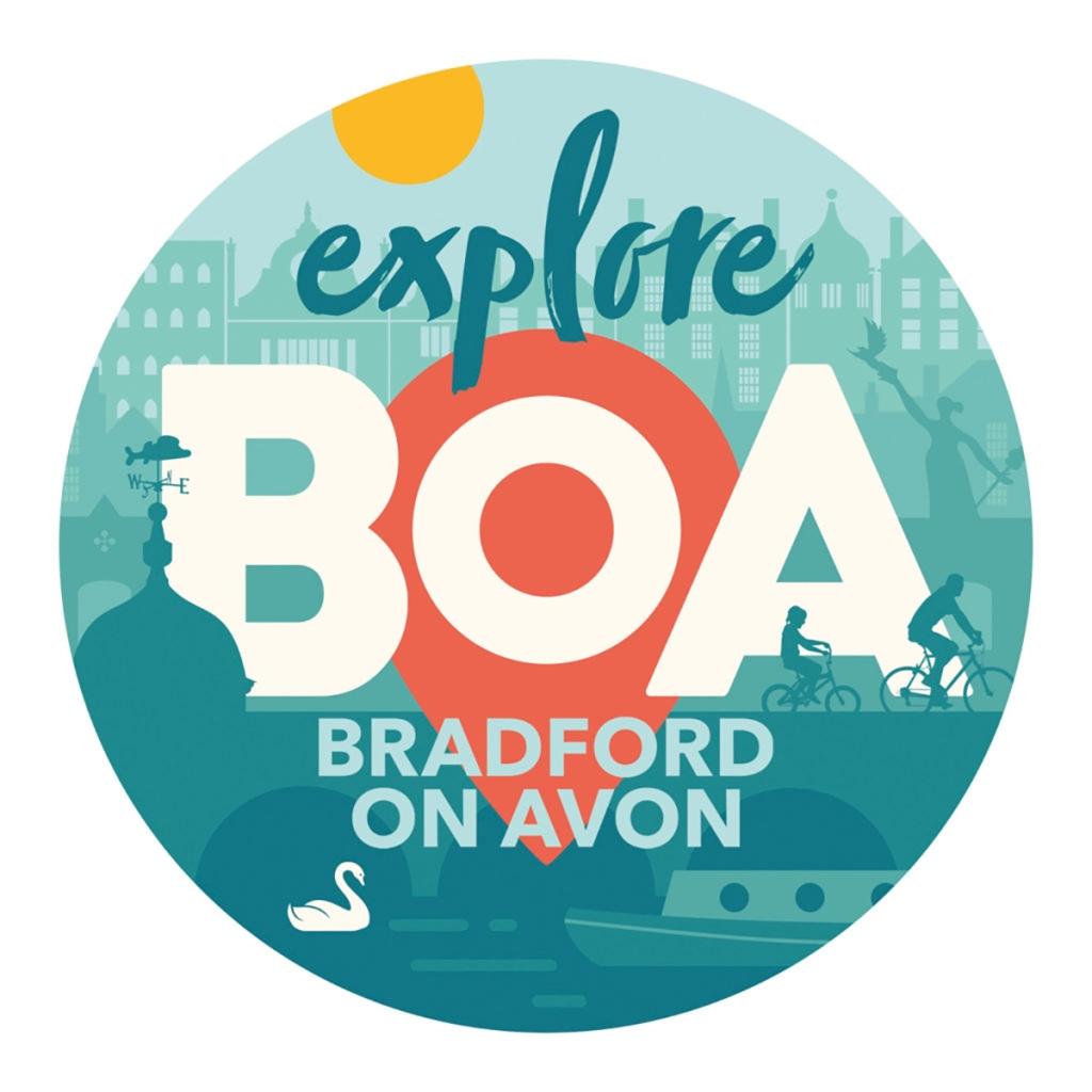 explore bradford on avon logo