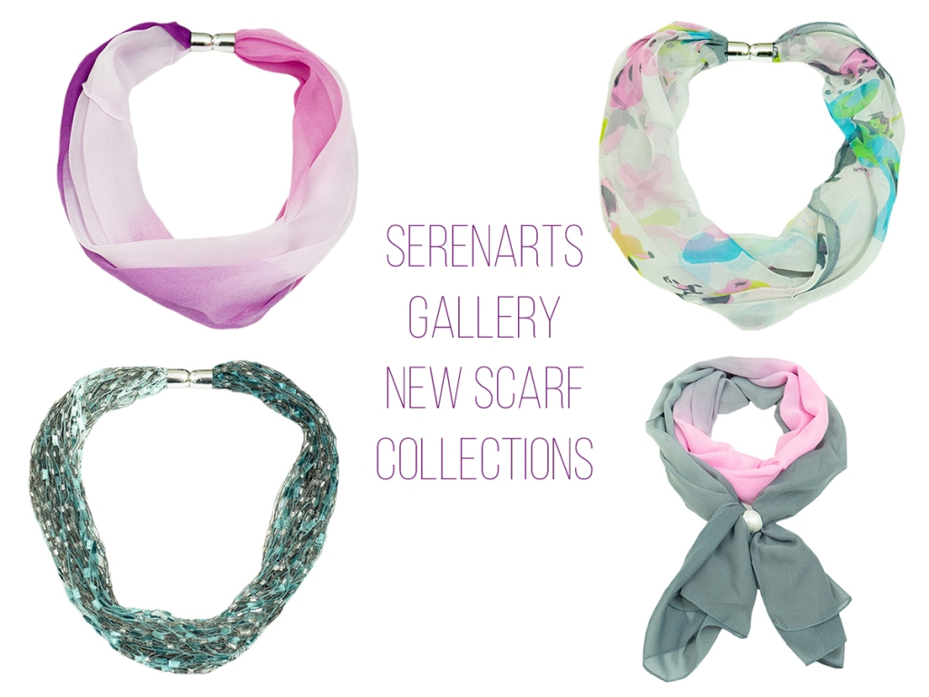 serenarts gallery scarf collections