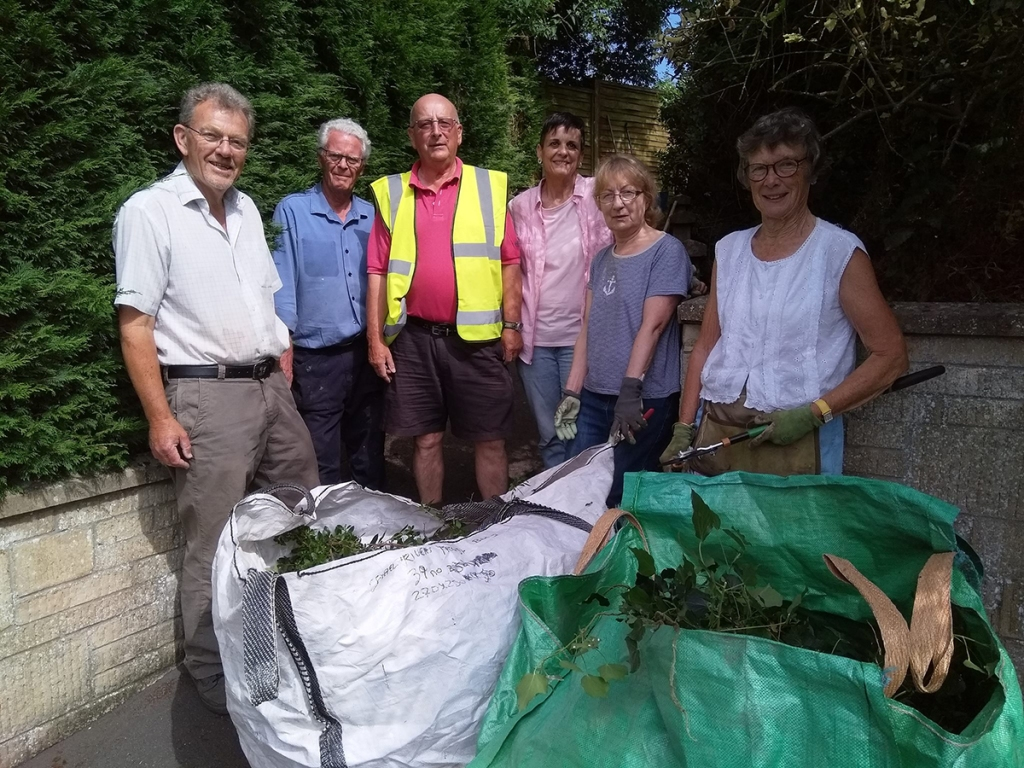 Clean up Bradford on Avon - Club