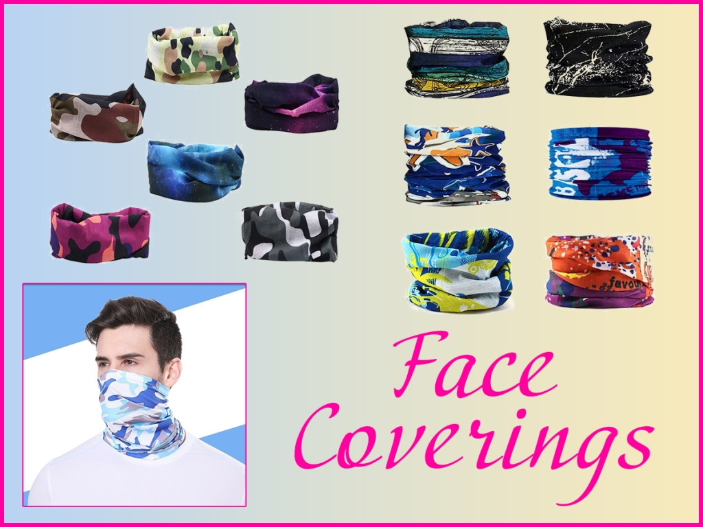 serenarts gallery face coverings