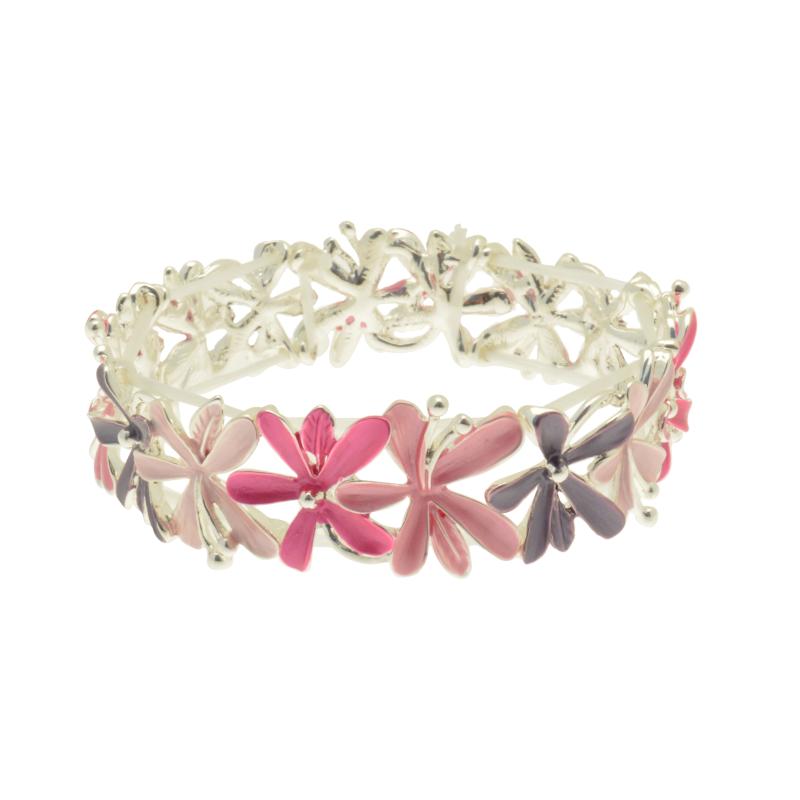 Pink Bouquet Bracelet