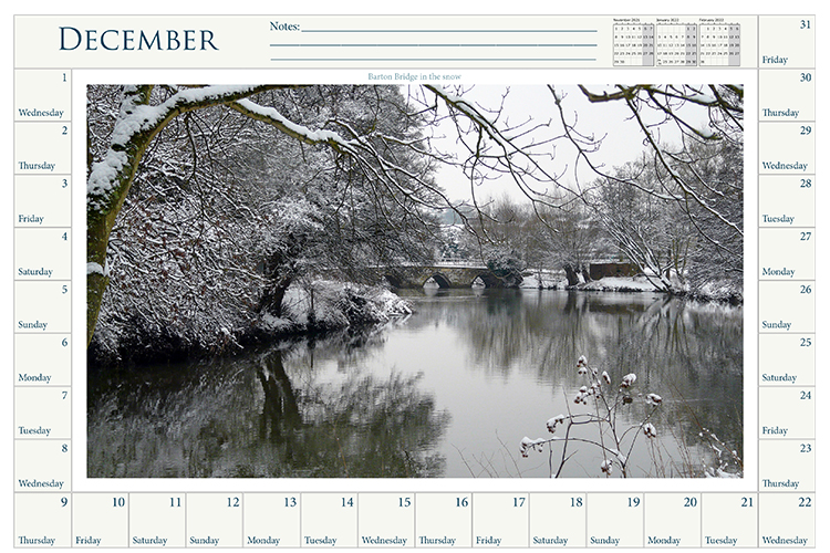 serenarts gallery 2021 bradford on avon calendar