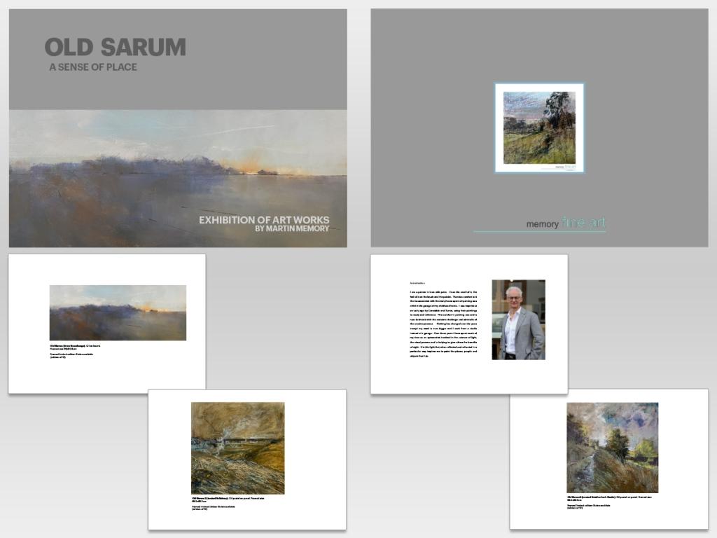 serenarts printing for artist martin memory