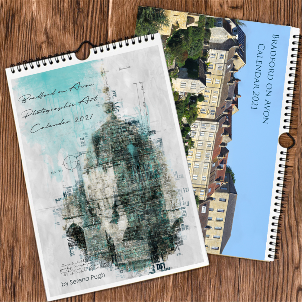 serenarts gallery bradford on avon calendars 2021