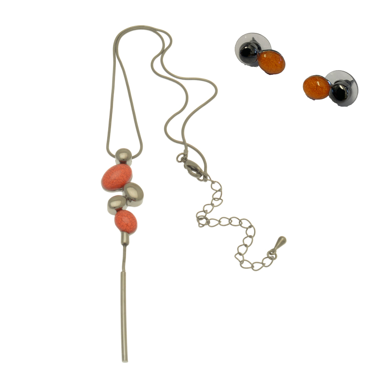 serenarts gallery necklace set