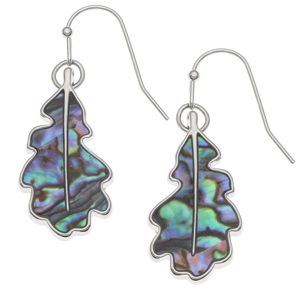 serenarts gallery paua shell earrings