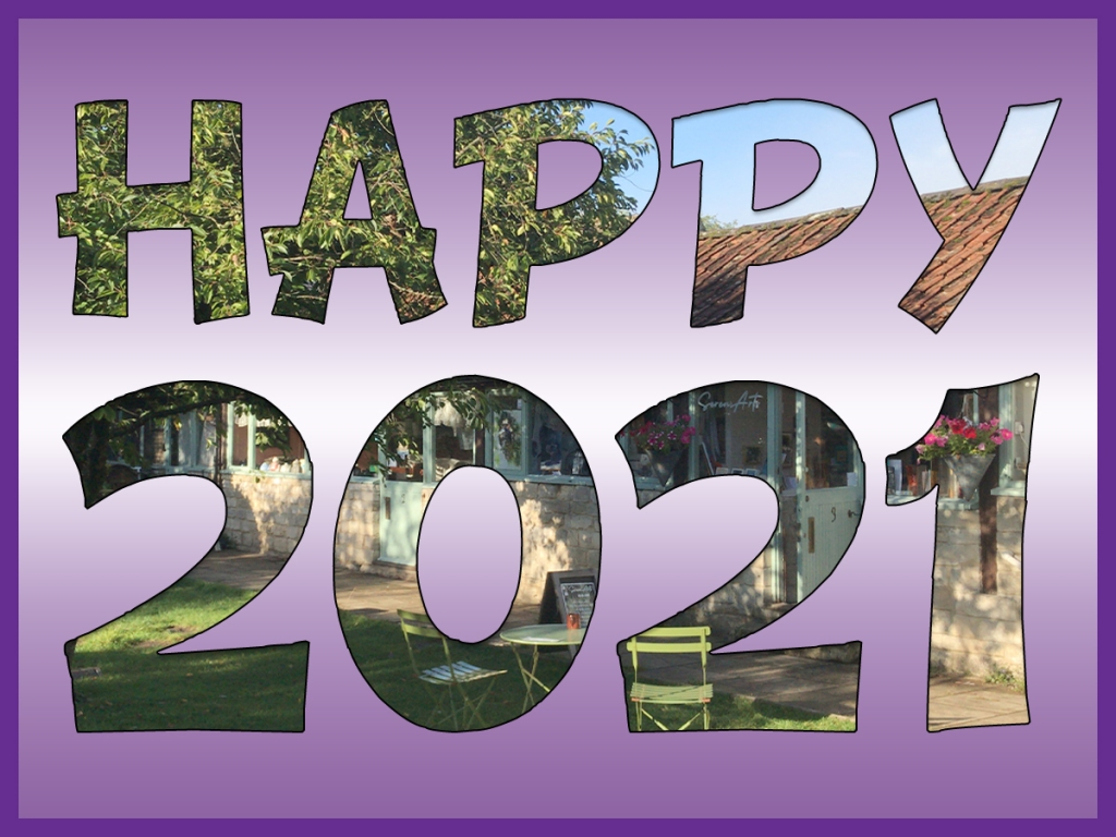 happy 2021 from serenarts gallery