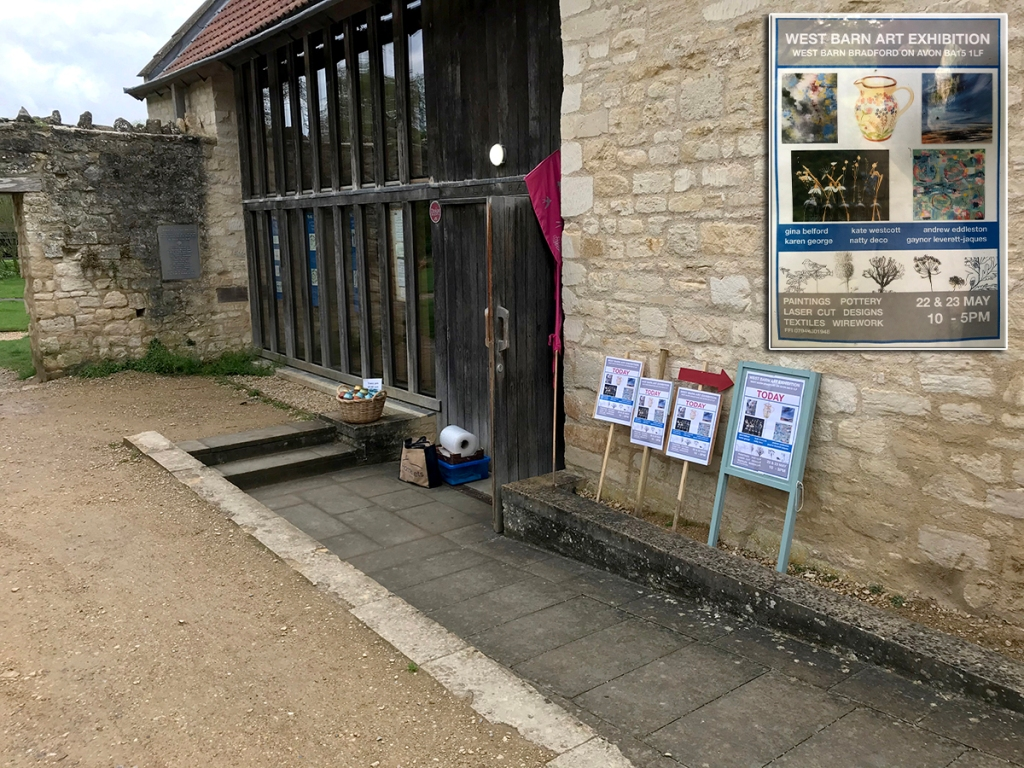 serenarts gallery exhibitions return to the west barn