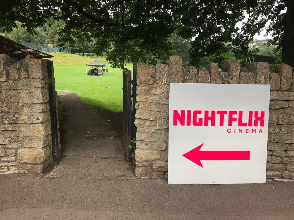 serenarts gallery - nightfilx in victory field